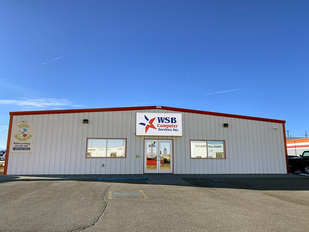 WSB Computer Services, Inc. Building